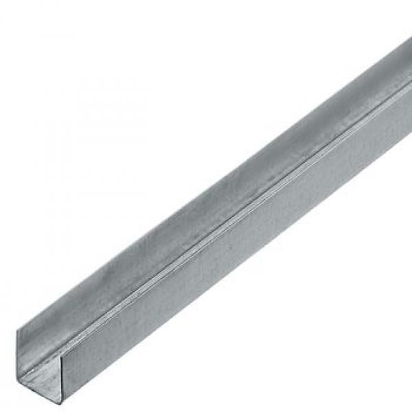 Профиль направляющий потолочный (ПН) 30 х 25 х 3000 мм