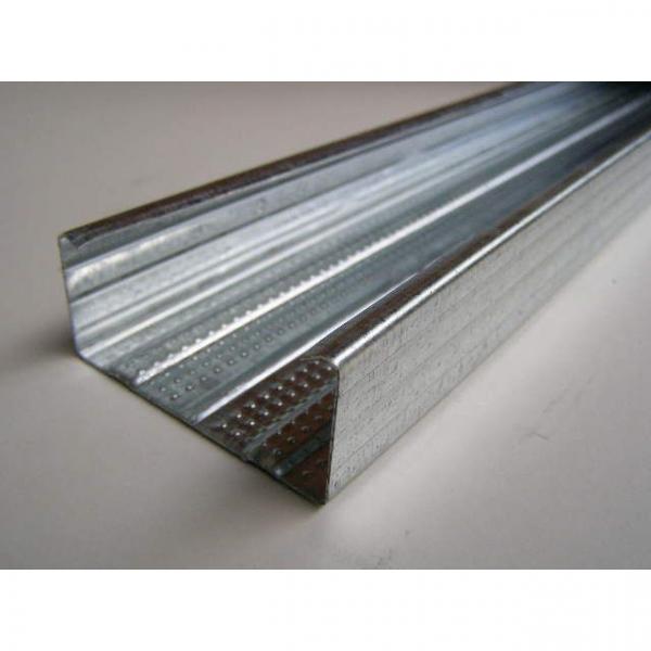 Профиль потолочный (ПП) 60 х 27 х 3000 мм из оцинкованной стали