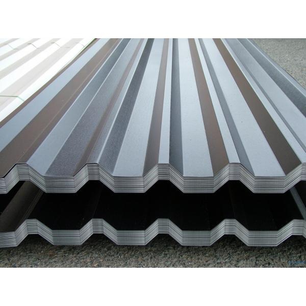 Профнастил для покрытия - оцинкованный лист 0.28 мм