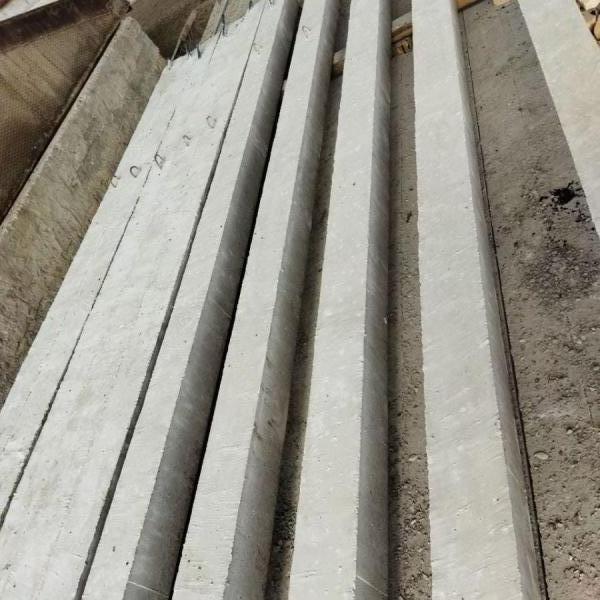 Опоры линии электропередачи ЛЭП железобетонные 9500х220х180