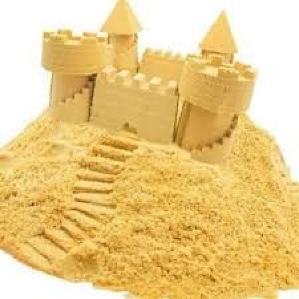 Песок для строительных работ ГОСТ 38736-2014