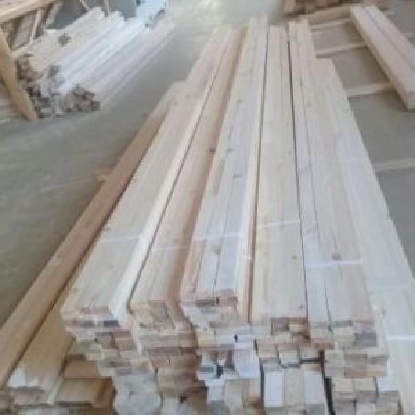 Рейка строганная размером 40 х 40 мм по 2,4 метра