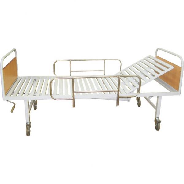 Функциональная кровать (двухсекционная) «КФ-2»