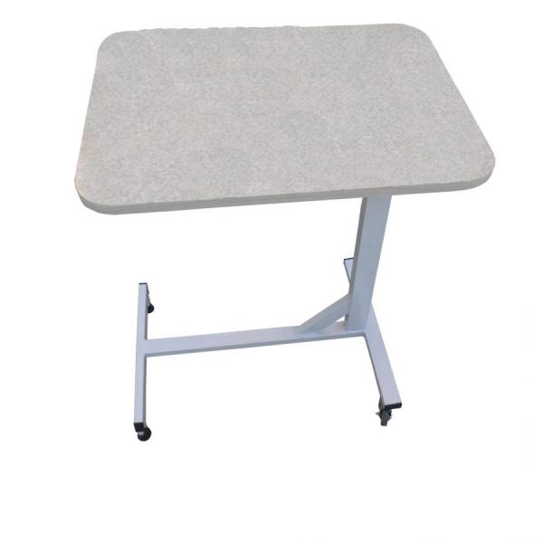 Медицинский стол обеденный (подкатной)