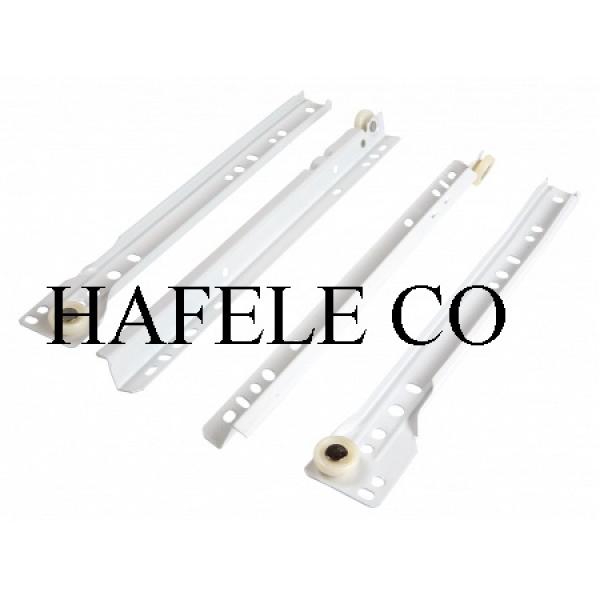 Направляющая роликовая металлическая HAF 35/07 для мебели