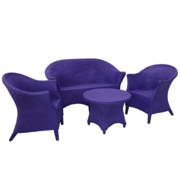 Комплект комфортабельной мебели для дома и сада