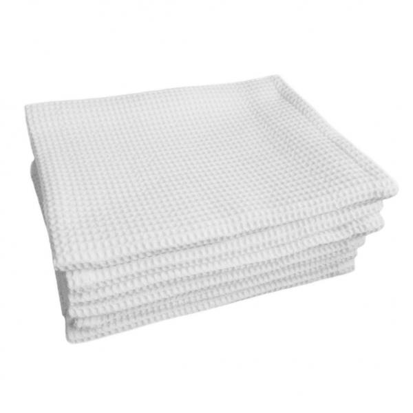 Вафельное полотенце 150х220