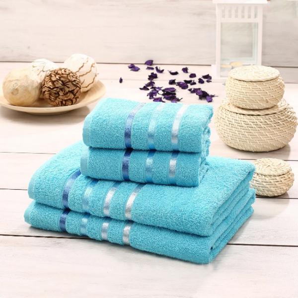 Махровое полотенце 50х70