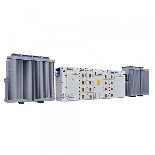 Комплектные трансформаторные подстанции КТПm мощностью 250~2500kVA