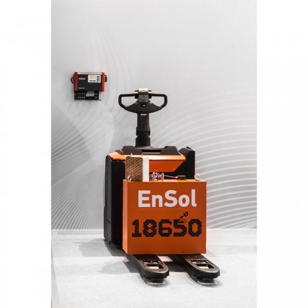 Литий-ионные аккумуляторы повышенной емкости EnSol 18650