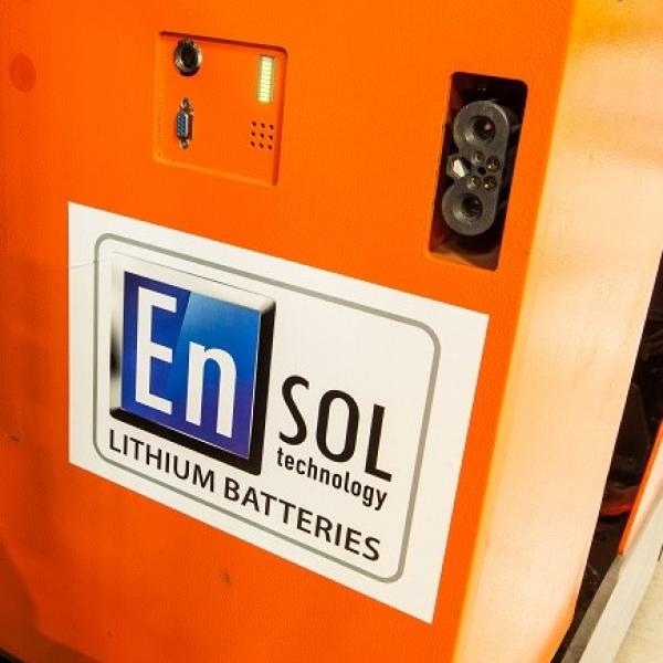 Взрывозащищенные аккумуляторы EnSol EХ