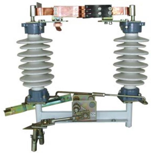 Разъединитель переменного тока серии РДЗ и РГП на напряжение 35 kV