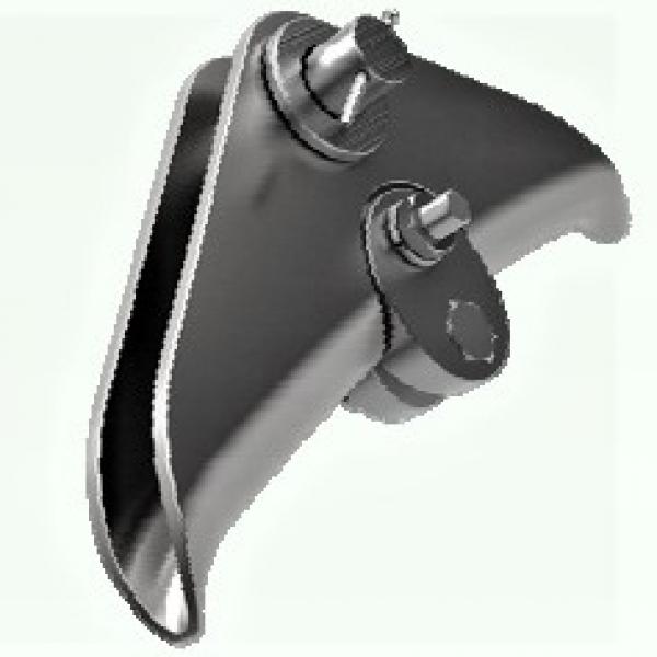 Зажим поддерживающий ПГН-2-6А - для крепления одного алюминиевого (А) или сталеалюминиевого (АС) провода