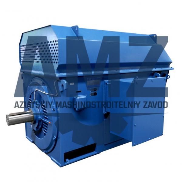Высоковольтный двигатель YKK5004-12 - трехфазные асинхронные электродвигатели высокого напряжения