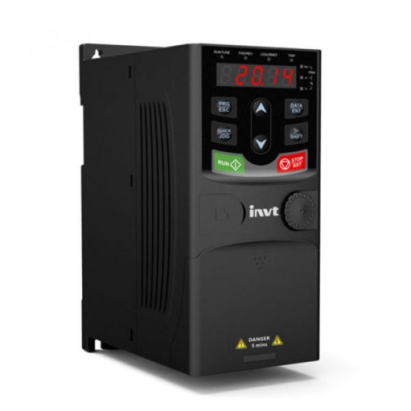 Преобразователь частоты INVT GD20-0R4G-S2