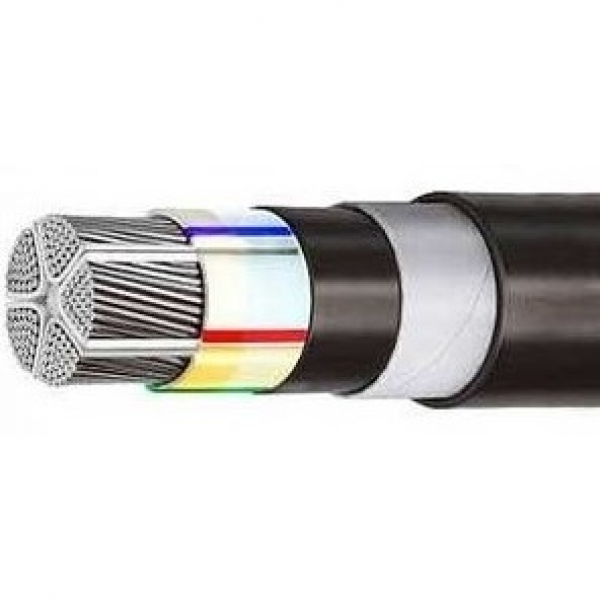 Кабели силовые бронированные - Бронированный кабель АВБбШв