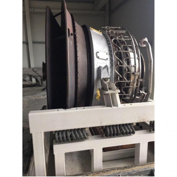 Капитальный ремонт силовой турбины ELM 116