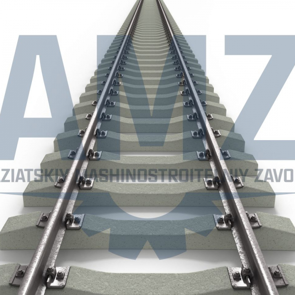 Услуга по капитальному ремонту железнодорожных путей  с заменой рельс