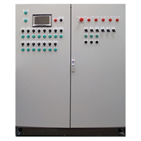 Автоматизированная система управления и контроля технологических процессов мельницы. КШ АСУТП-М