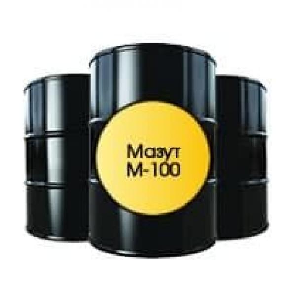 Мазут топочный марки М100