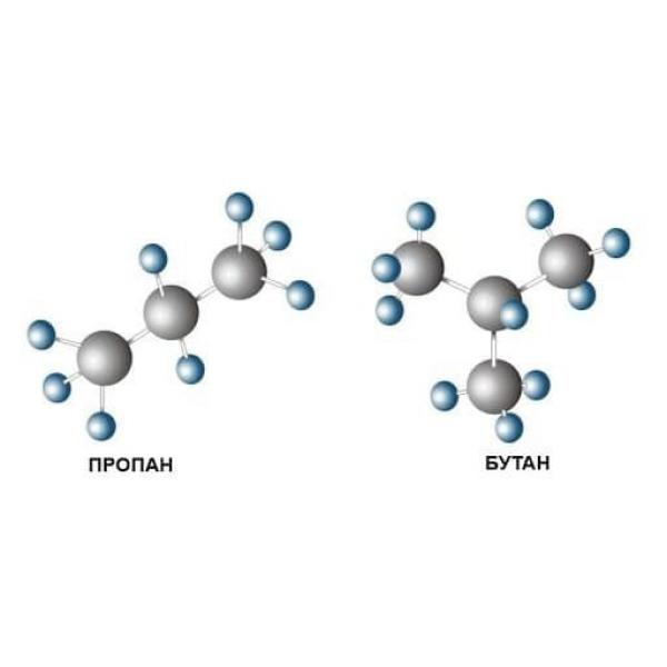 Газ углеводородный сжиженный топливный для коммунально-бытового потребления