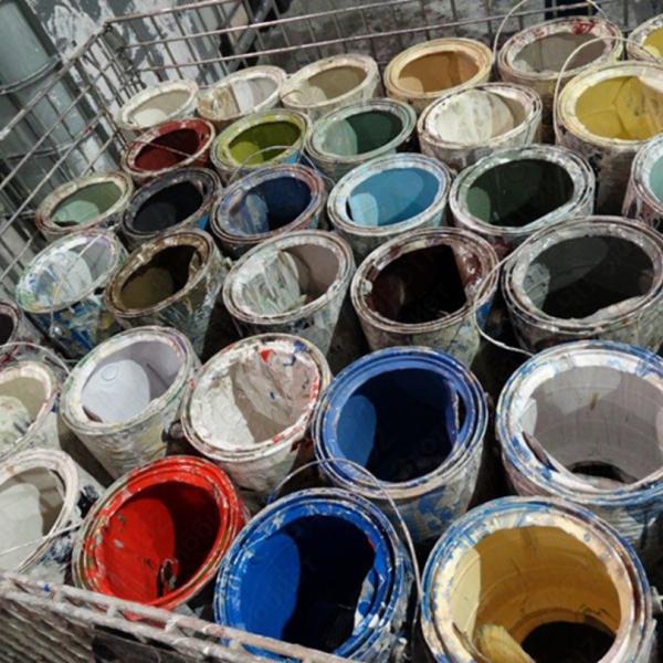 Утилизация лакокрасочных отходов