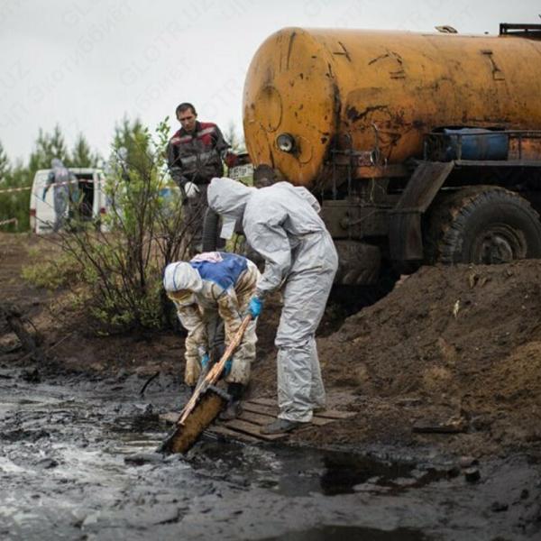 Утилизация нефтяных грунтов