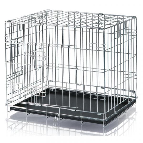 Транспортировочная клетка для кошек и собак средних и больших пород