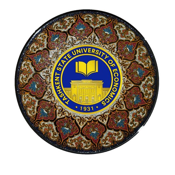 Декоративный ляган с логотипом