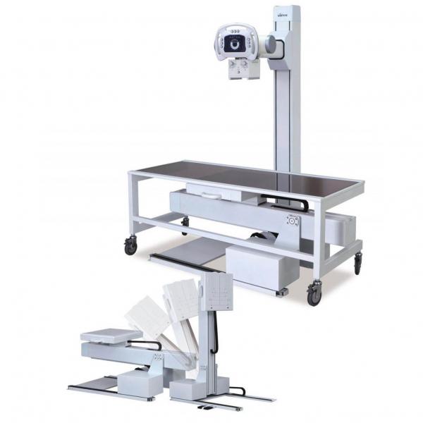 Цифровая рентгеновская система SMART-DR со стабилизатором