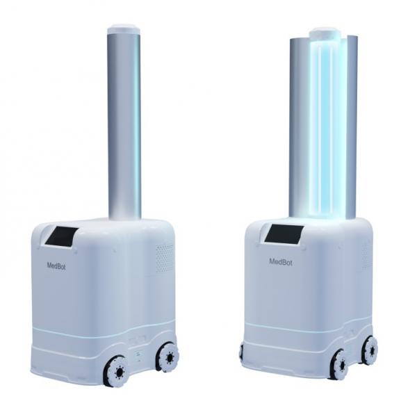 Обеззараживатель воздуха - робот MedBot М-304