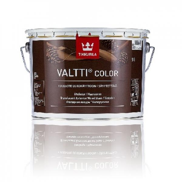 Валтти Колор - фасадная лазурь на масляной основе
