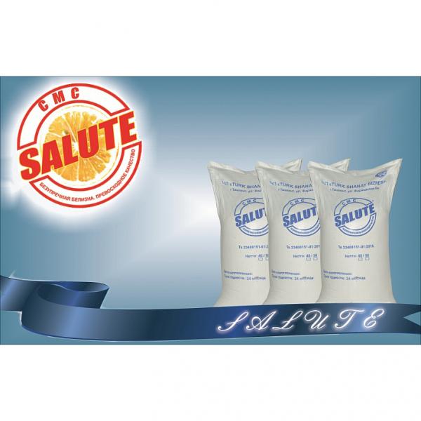 Стиральный порошок «SALUTE»