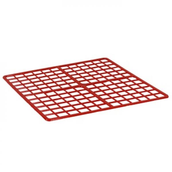 Решётка для раковины 33x30,5x0,4см