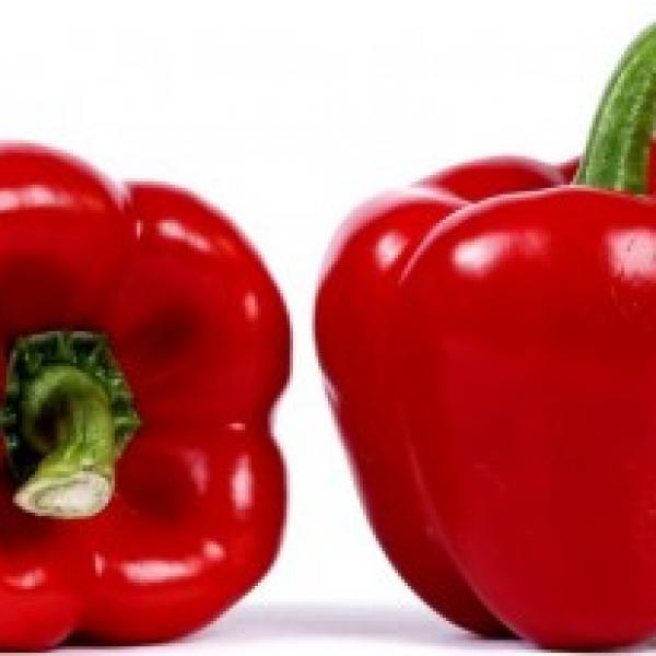 Красный перец стручковый сладкий