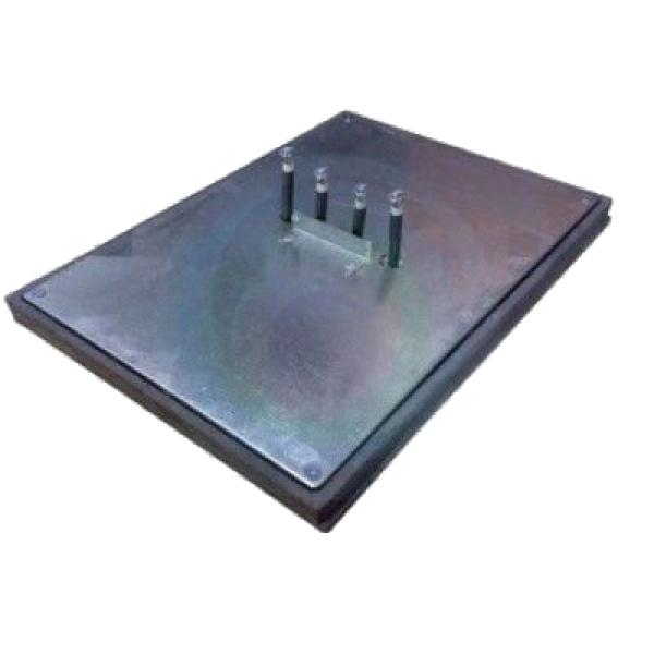 Электроконфорка ЭКП-3,15 450*370