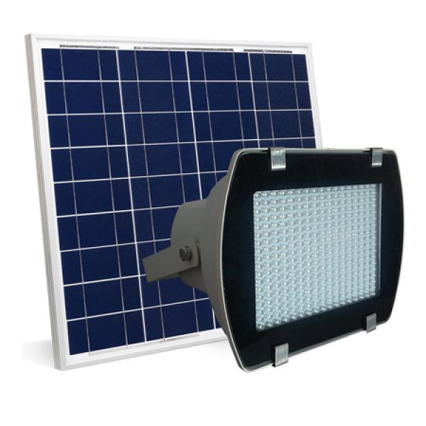 Солнечный светодиодный прожектор 15W