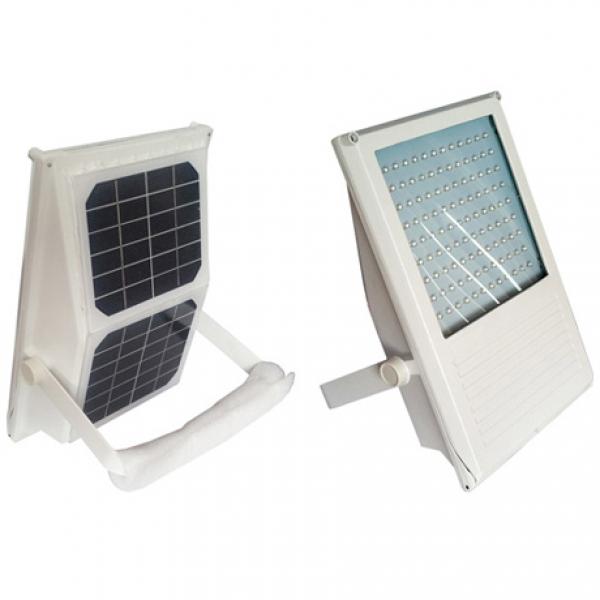 Солнечный светодиодный прожектор 7W