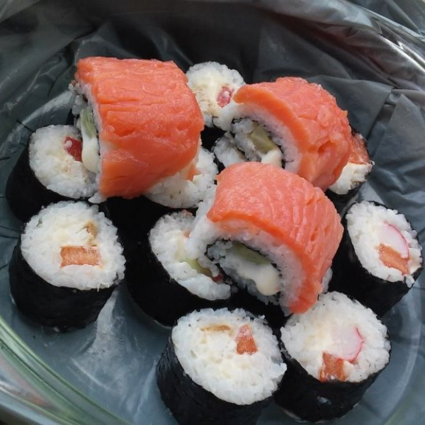 Рис фушигон для суши и роллы