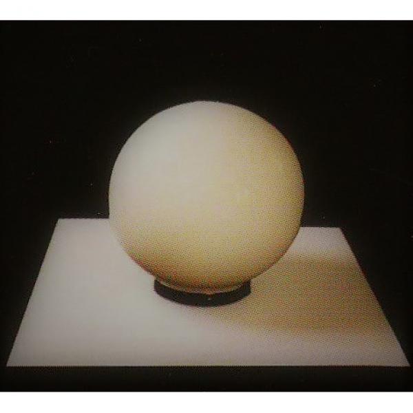 Светильник шар OPAL 400mm диаметр отверстия 150mm для садовопаркого освещения