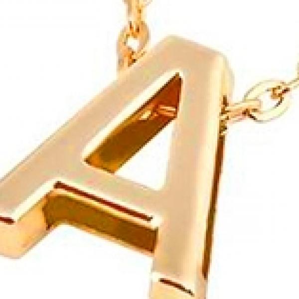 Буквы для браслетов