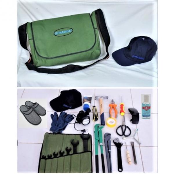 Слесарские сумки для аварийных служб с набором инструментов