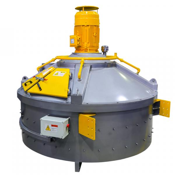 Бетоносмеситель планетарный противоточный БПП-3В-750