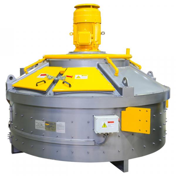 Бетоносмеситель планетарный противоточный БПП-3В-1500