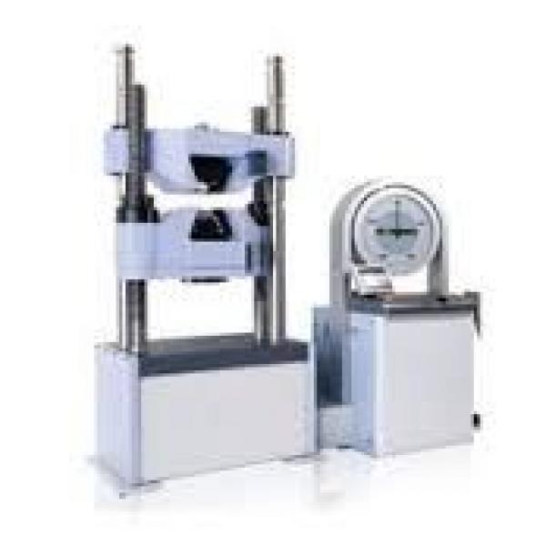 Лабораторный пресс типа «PRENSA DE-120M» от 0…50 кН