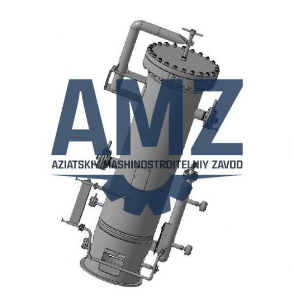 Десорбер - массообменный аппарат для удаления растворенных в жидкости газов