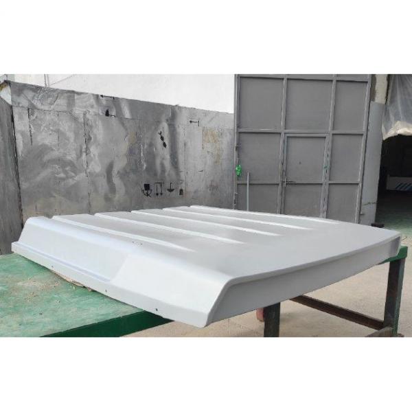 Стеклопластиковая крыша кабины зерноуборочного комбайна Class