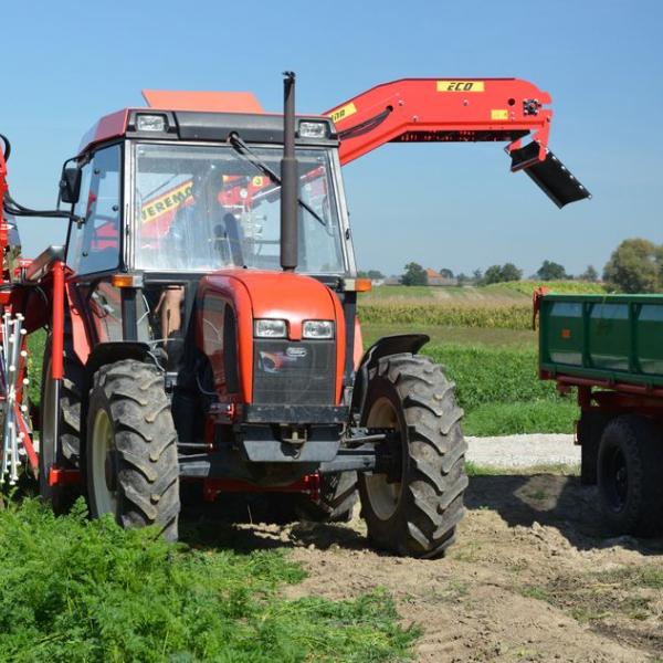 Parsley, beetroot, carrot harvester ALINA ECO II