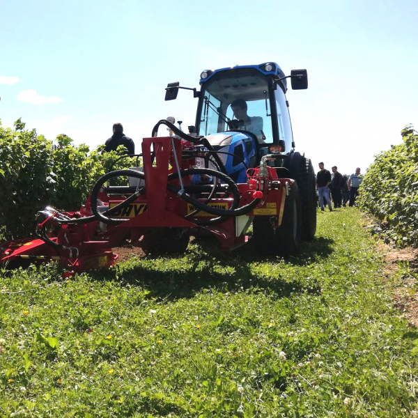 Machine for the care of orchards and plantations SAVA
