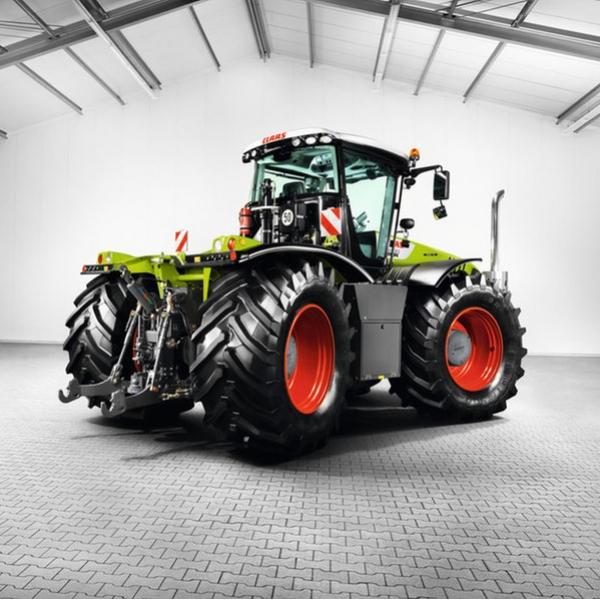 Тракторы CLAAS | XERION 5000-4000